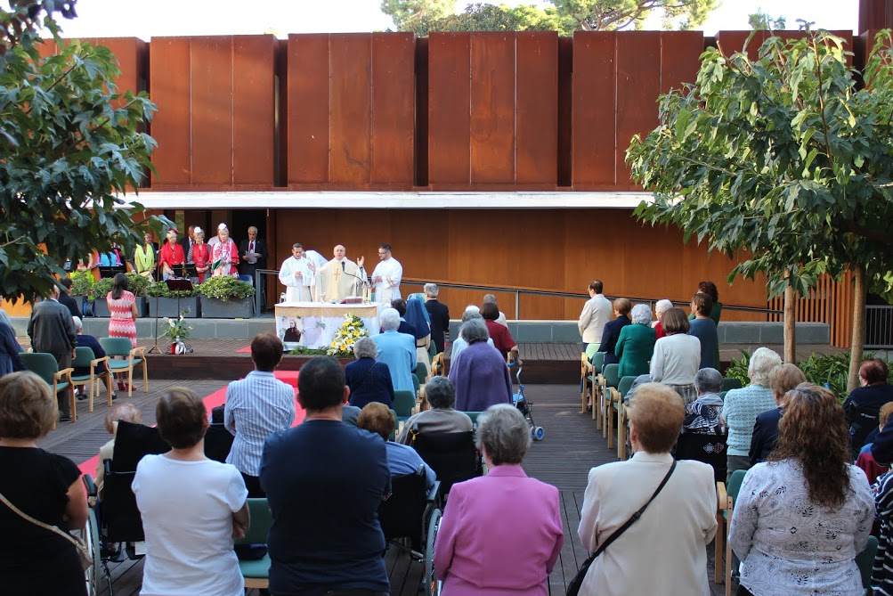 5º aniversario Residencia San José. Burjassot - Nuestros centros