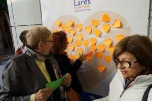2.600 mayores celebran junto a 350 voluntarios de Lares CV el Día Internacional del Voluntariado
