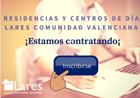 trabajar en residencias - Lares CV relanza la campaña de captación de Voluntariado para sus residencias de mayores