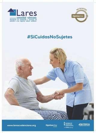 cartel nosujetes v2 320x445 - Consejos para realizar la ducha para personas mayores
