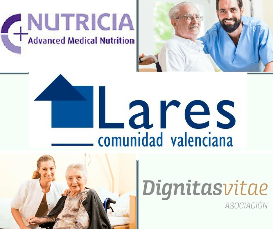 nutricia lares dignitas - Acuerdo con Nutricia para impulsar No Sujetes © y reducir el uso de sujeciones