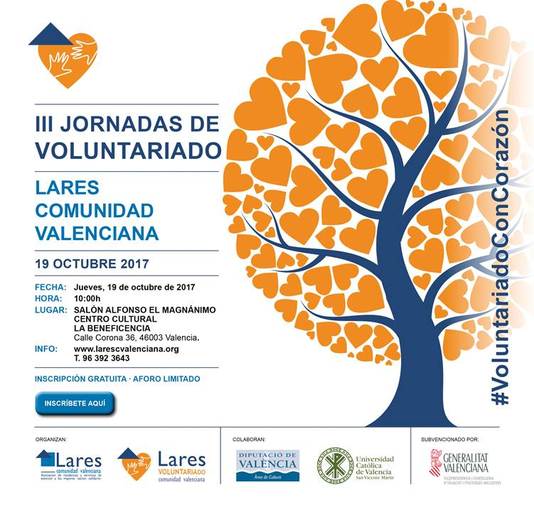 voluntariado lares