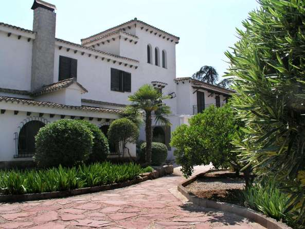 Residencia San Blas