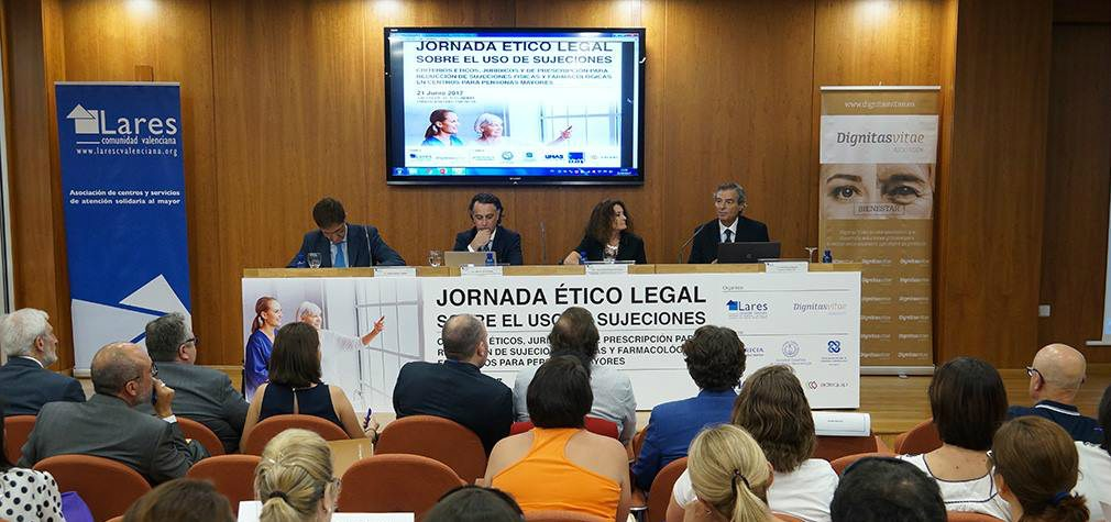 apectos éticos y legales sobre el uso de sujeciones