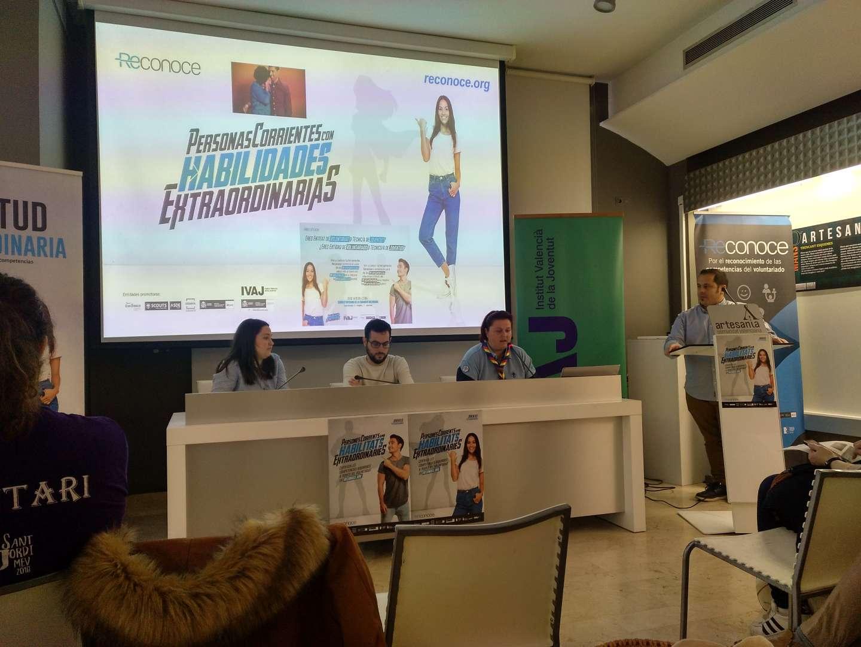 """IMG 20190328 102913 250 - Jornada de presentación de la herramienta de voluntariado """"Reconoce"""""""