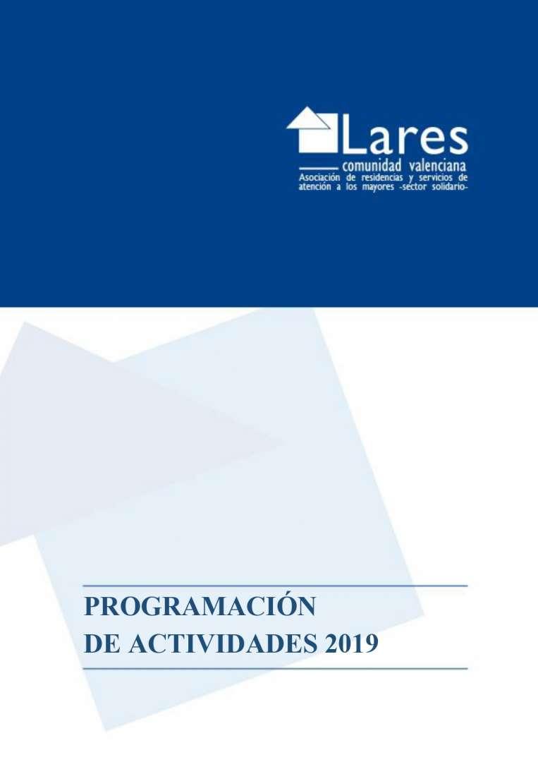 extracted PROGRAMACION 2019 LARES CV page 0001 - Ley de transparencia