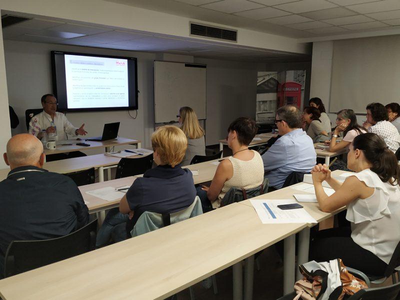 Jornada de consultoria asesoria en AICP