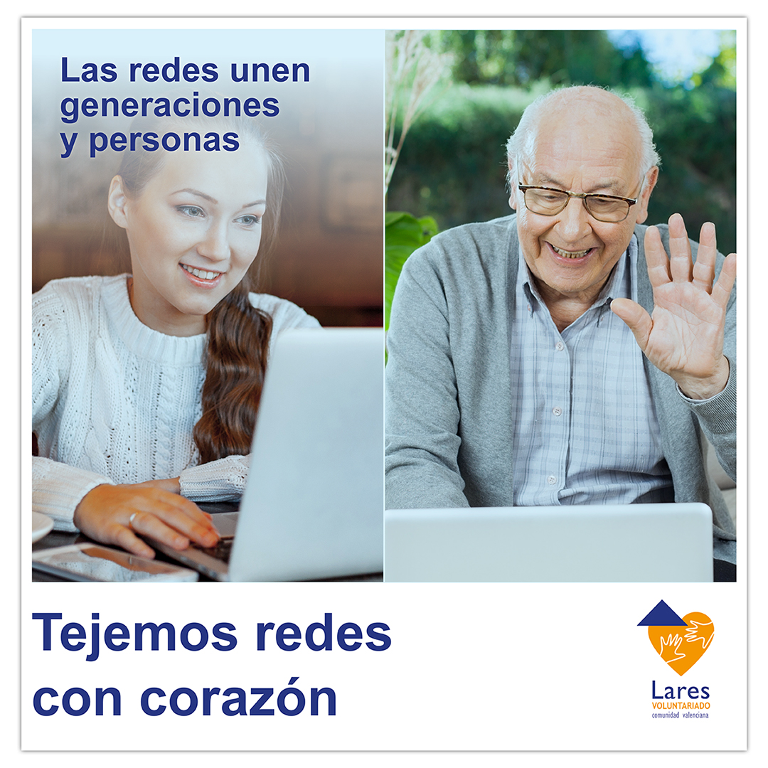 """TEJIENDO REDES ok ITG - Proyecto de Voluntariado """"Tejiendo Redes"""""""