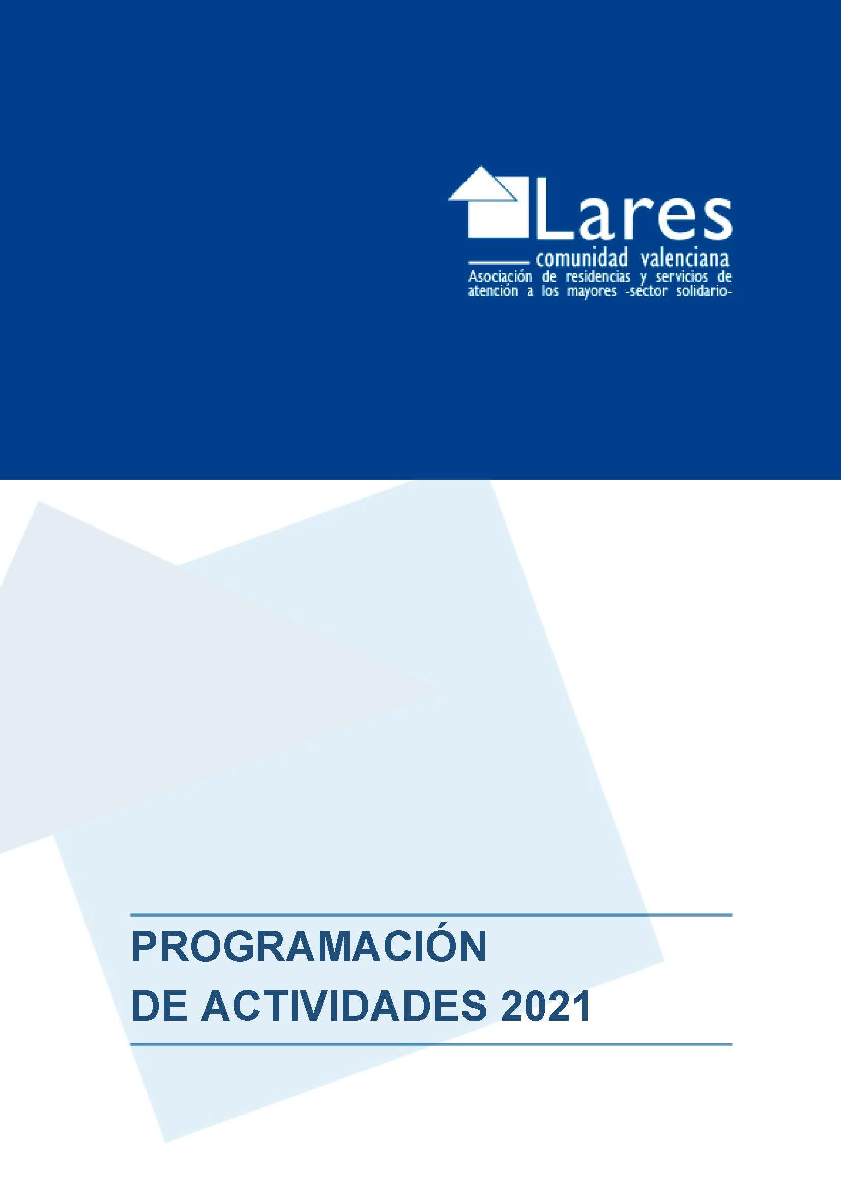 0. PORTADA PROGRAMACION LARES 2021 - Ley de transparencia