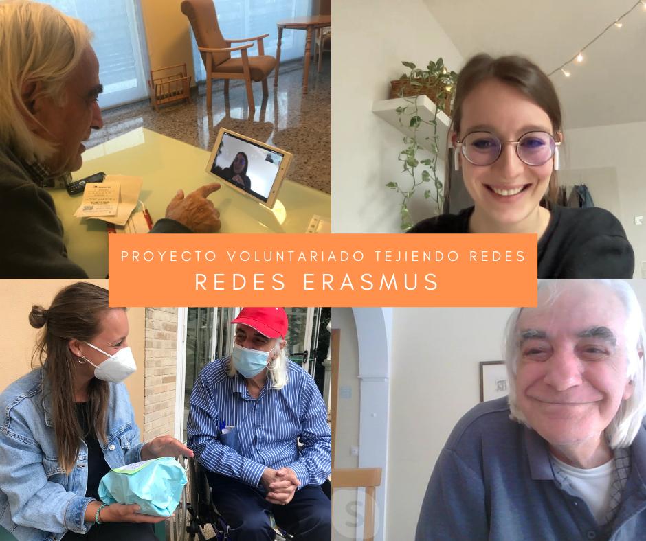 REDES ERASMUS 1 - Seguimos Tejiendo Redes con Corazón - Redes Erasmus